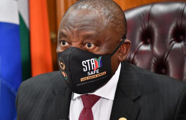 Ramaphosa probes theft of Covid-19 funds