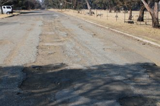 AfriForum undertakes to fix 300 potholes in neglected Bethal town