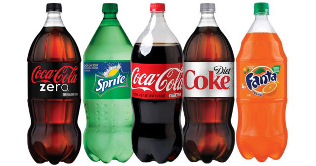 You will now get a deposit on the new 2L Coke bottle