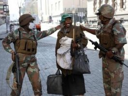Army investigating their own for lockdown murders