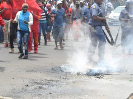 MEC warns against violent protest