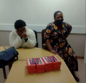 Woman insists they were locked inside a cold-room as Pick n Pay refutes