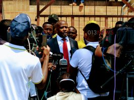 Bongani Bongo on his charges: 'We know who is behind this'