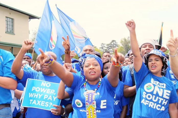 DA wants Jane Sithole re-elected as provincial leader