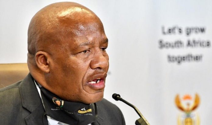 Jackson Mthembu was due to appear before Zondo Commission