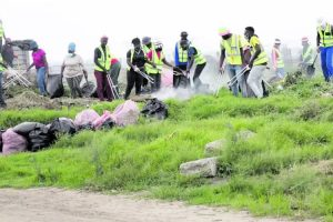 New Secunda mayor concerned about cleanliness
