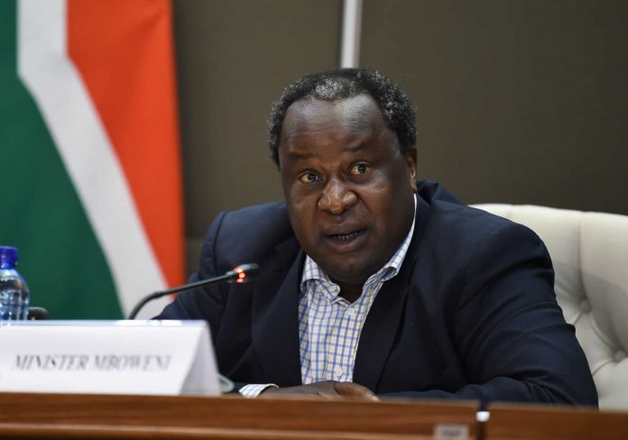 Tito Mboweni threatens to withdraw budget allocation to City of Mbombela