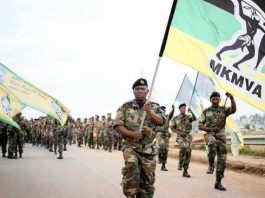 ANC to dissolve its military structures