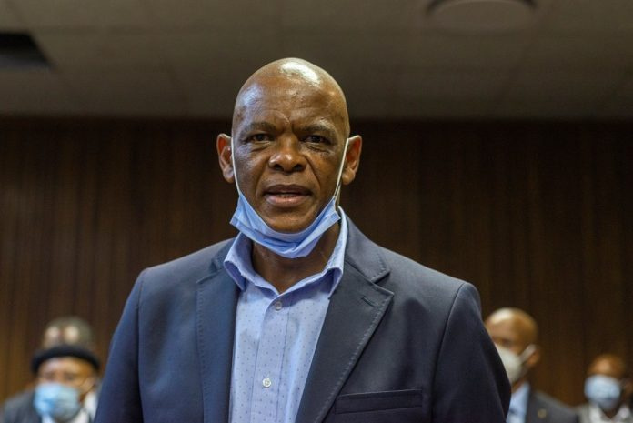 ANC in Mpumalanga not happy with Ace Magashule's stepping aside