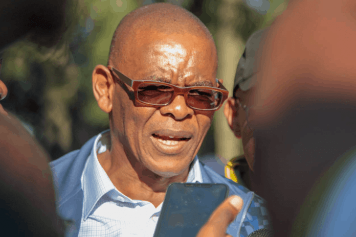 Ace Magashule says ANC top 6 wanted to offer him court support