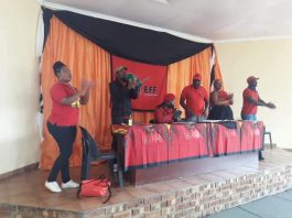 Gert Sibande EFF factions jostle for positions ahead of conference
