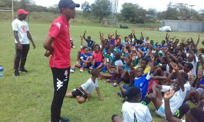 Mpumalanga's football academy partners with Forek Institute