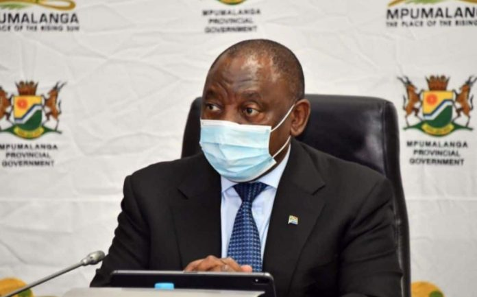SA plans to roll out vaccine passports